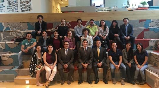 Nuevo Cónsul del Ecuador en La Haya visitó la Universidad de Wageningen