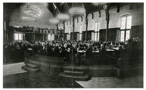 El 110 Aniversario de la Segunda Conferencia de la Haya